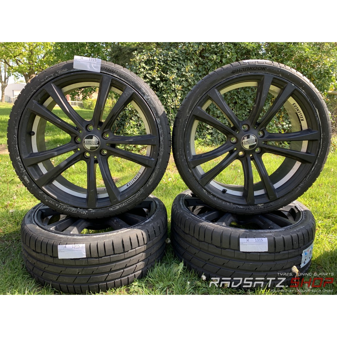 Kelleners Sport Munchen 20 Zoll Sommer Reifen Felgen Bmw X3 F25 X4 F2 1 999 00